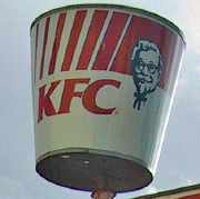 Kfc Logo 1991 Kentucky fried chicken Kfc Logo 1991
